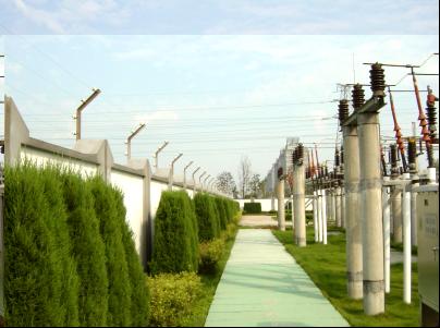 电子围栏工程案例